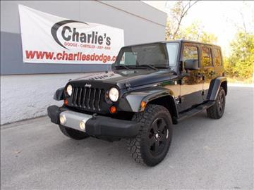 2009 Jeep Wrangler Unlimited for sale in Maumee OH