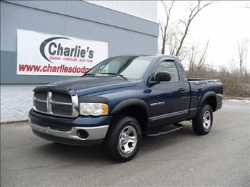 2002 Dodge Ram Pickup 1500 for sale in Maumee, OH
