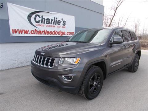 used 2015 jeep grand cherokee for sale in ohio. Black Bedroom Furniture Sets. Home Design Ideas