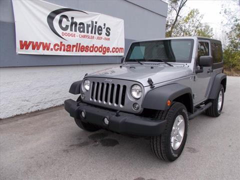 2015 Jeep Wrangler for sale in Maumee OH