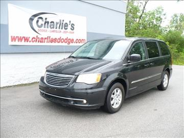2011 Chrysler Town and Country for sale in Maumee OH
