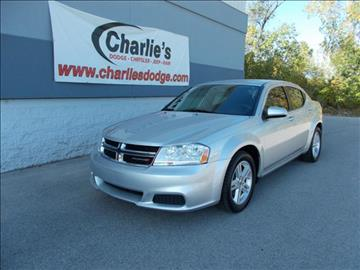 2012 Dodge Avenger for sale in Maumee OH