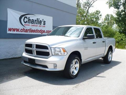 2017 RAM Ram Pickup 1500 for sale in Maumee, OH