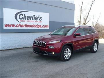 2014 Jeep Cherokee for sale in Maumee OH