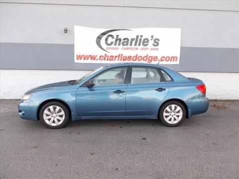 2008 Subaru Impreza for sale in Maumee, OH