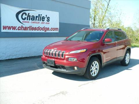 2014 Jeep Cherokee for sale in Maumee, OH