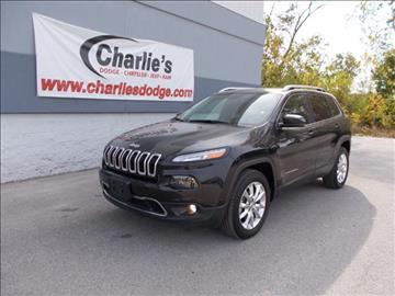 2015 Jeep Cherokee for sale in Maumee, OH