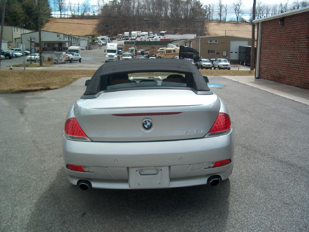 2006 BMW 650 650i Convertible - Christiansburg VA