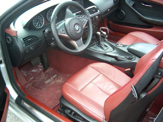 2006 BMW 6 Series 650i 2dr Convertible - Christiansburg VA