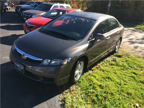 2010 Honda Civic for sale in Pittsford, VT