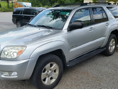 2004 Toyota 4Runner for sale in Baldwin, MD