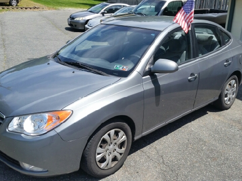 2009 Hyundai Elantra for sale in Baldwin, MD