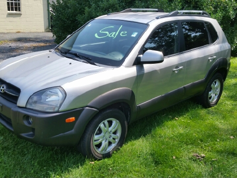 2006 Hyundai Tucson for sale in Baldwin, MD