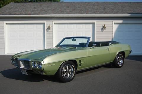 1969 Pontiac Firebird for sale in Winchester, VA