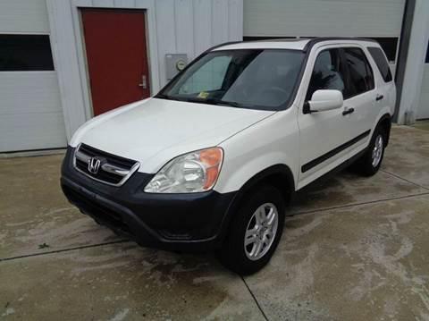 2004 Honda CR-V for sale in Winchester, VA