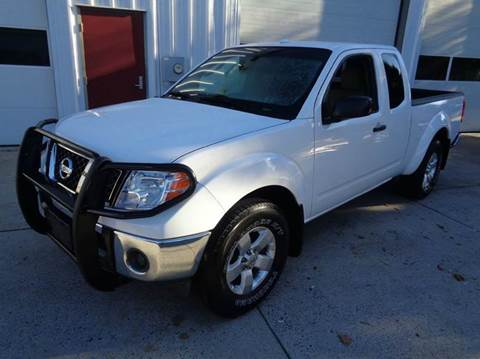 2011 Nissan Frontier for sale in Winchester, VA