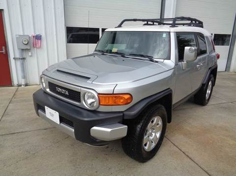 2007 Toyota FJ Cruiser for sale in Winchester, VA