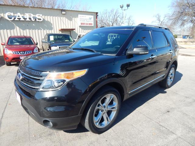 2013 Ford Explorer AWD Limited 4dr SUV In Chickasha OK