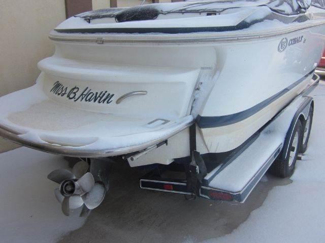 2005 cobalt 255 navy