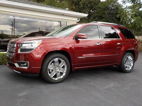 2015 GMC Acadia for sale in Inman, SC