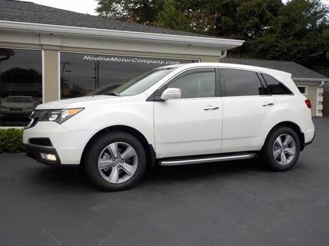 2013 Acura MDX for sale in Inman, SC