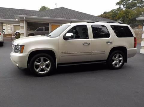 2012 Chevrolet Tahoe for sale in Inman, SC