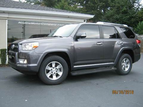 2012 Toyota 4Runner for sale in Inman, SC