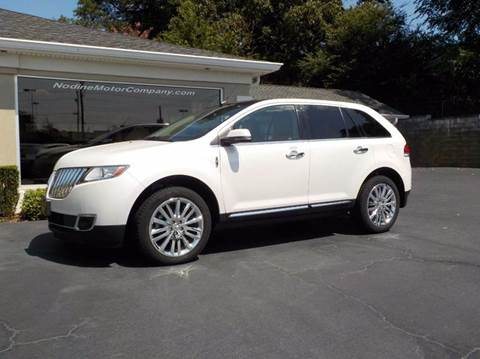 2014 Lincoln MKX for sale in Inman, SC
