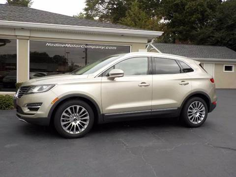 2015 Lincoln MKC for sale in Inman, SC
