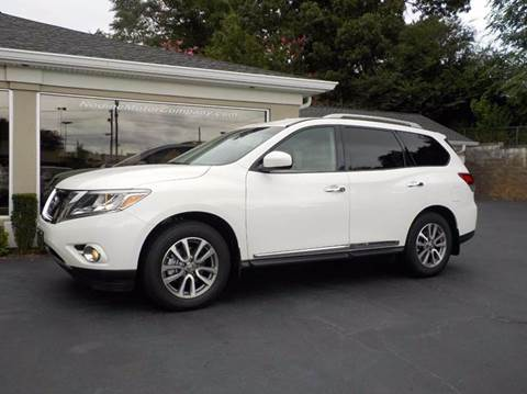 2014 Nissan Pathfinder for sale in Inman, SC