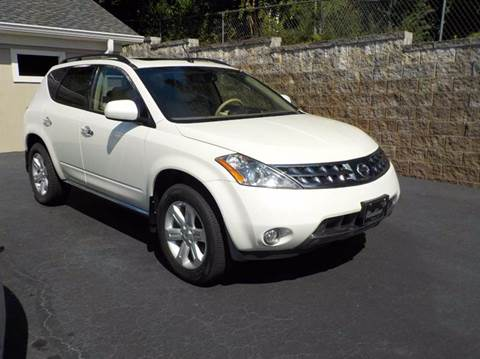 2007 Nissan Murano for sale in Inman, SC