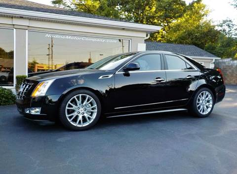 2012 Cadillac CTS for sale in Inman, SC