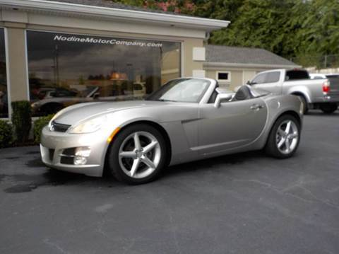 Perfect 2007 Saturn SKY For Sale In Inman, SC