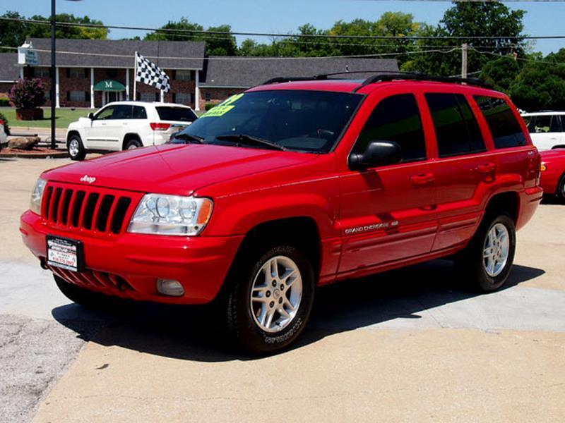 1999 Jeep Grand Cherokee 4dr Limited 4WD SUV - Tulsa OK