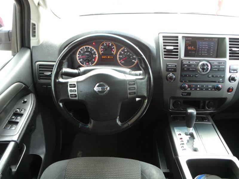 2008 Nissan Armada 4x2 SE 4dr SUV - Tulsa OK