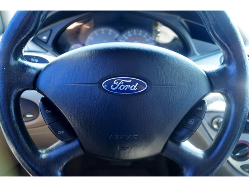 2003 Ford Focus ZTW 4dr Wagon - Tulsa OK