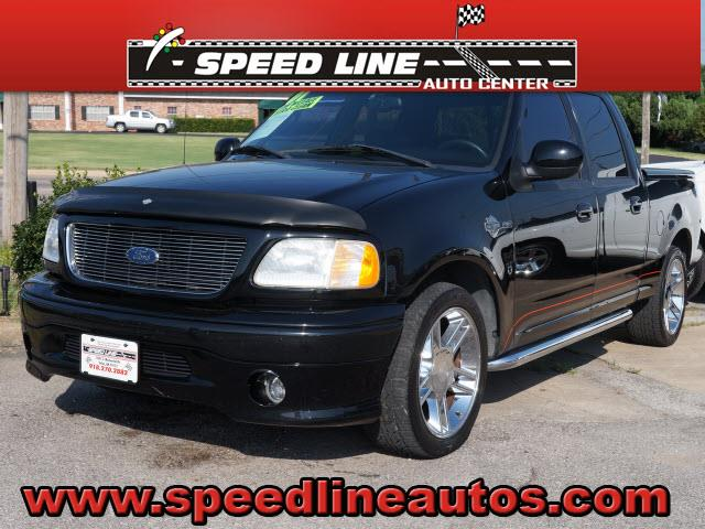 2001 Ford F-150 for sale in TULSA OK