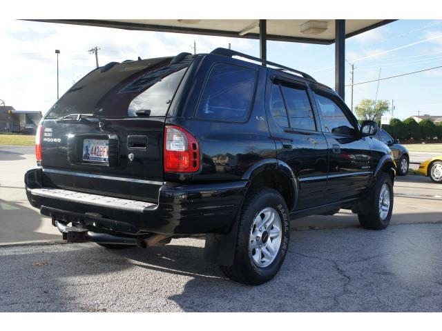 2002 isuzu rodeo ls 2wd 4dr suv in tulsa ok speedline. Black Bedroom Furniture Sets. Home Design Ideas