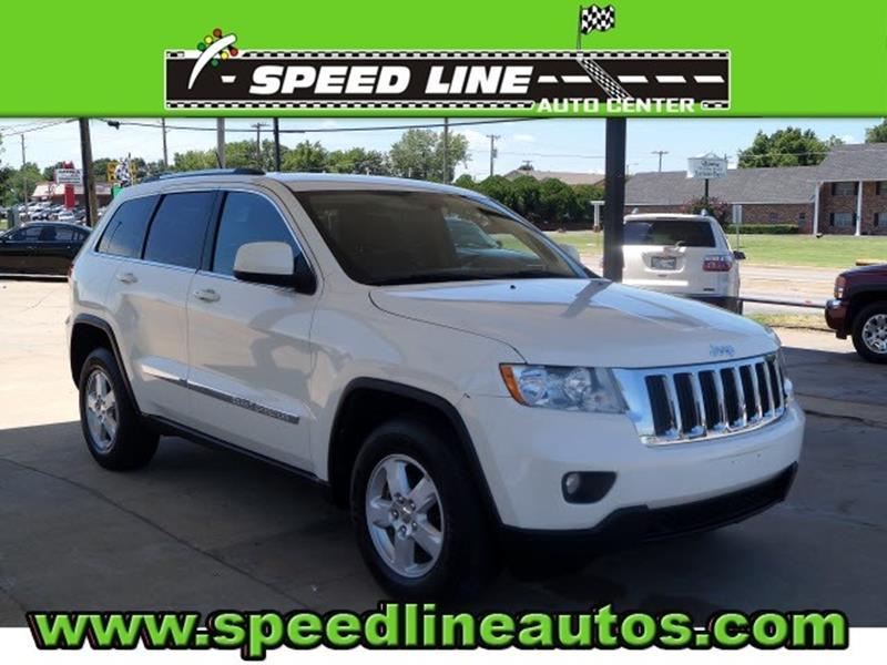 2011 Jeep Grand Cherokee 4x4 Laredo 4dr SUV - Tulsa OK
