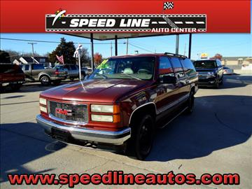 1998 GMC Suburban for sale in Tulsa, OK