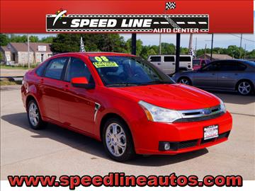 2008 Ford Focus for sale in Tulsa, OK