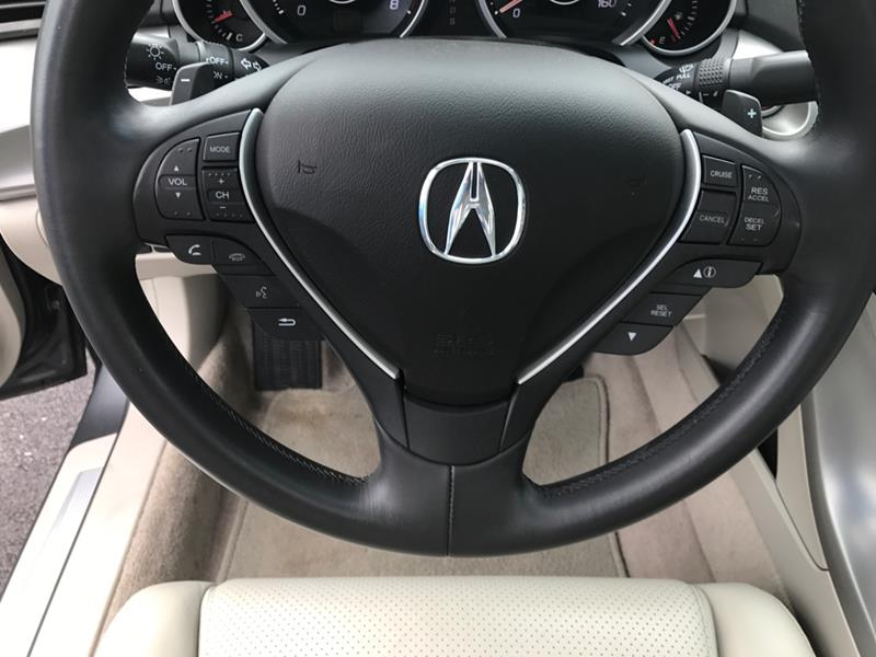 2009 Acura TL 4dr Sedan w/Technology Package - Dillsburg PA