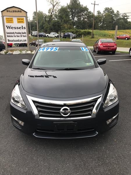 2015 Nissan Altima 2.5 S 4dr Sedan - Dillsburg PA