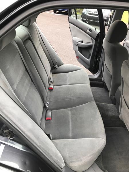 2007 Honda Accord Special Edition 4dr Sedan (2.4L I4 5M) - Dillsburg PA