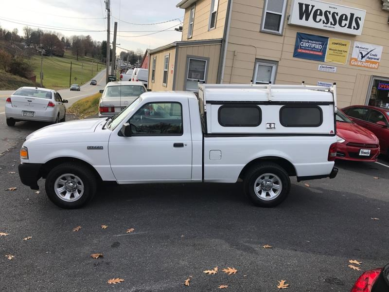 2011 Ford Ranger 4x2 XL 2dr Regular Cab SB - Dillsburg PA