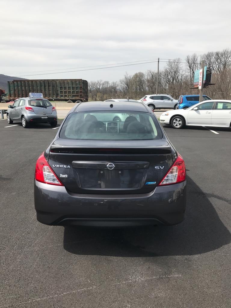 2015 Nissan Versa 1.6 SV 4dr Sedan - Dillsburg PA