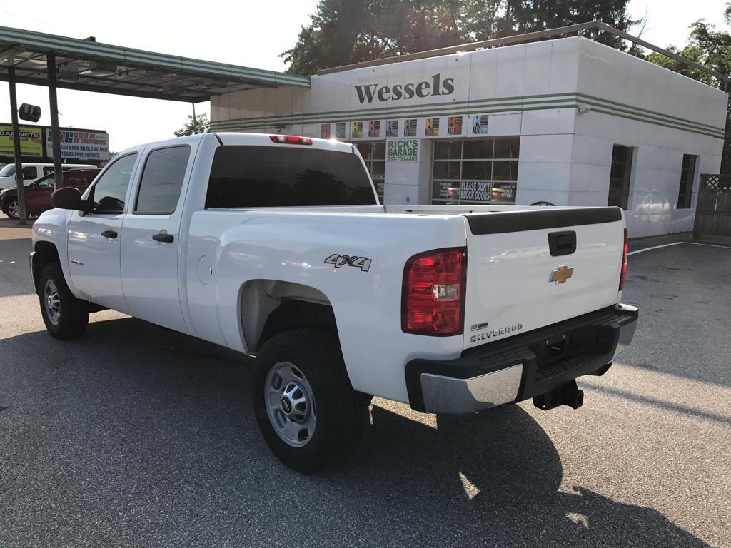 2012 Chevrolet Silverado 2500HD Work Truck - Dillsburg PA