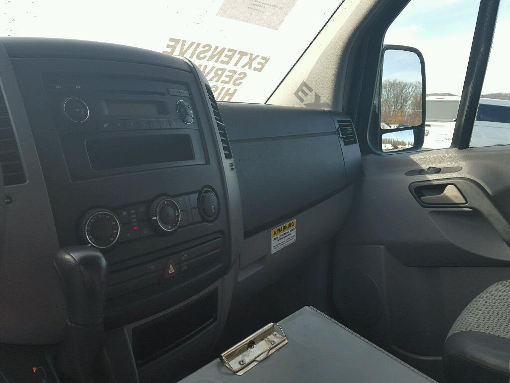 2007 Dodge Sprinter Cargo 3500 144 WB Cargo Van 3dr - Dillsburg PA