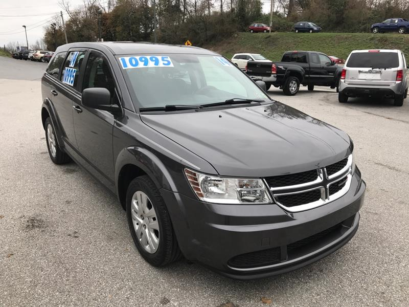 2014 Dodge Journey American Value Package 4dr SUV - Dillsburg PA