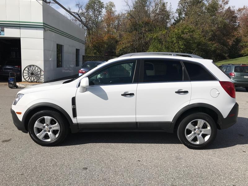 2014 Chevrolet Captiva Sport LS 4dr SUV w/1LS - Dillsburg PA